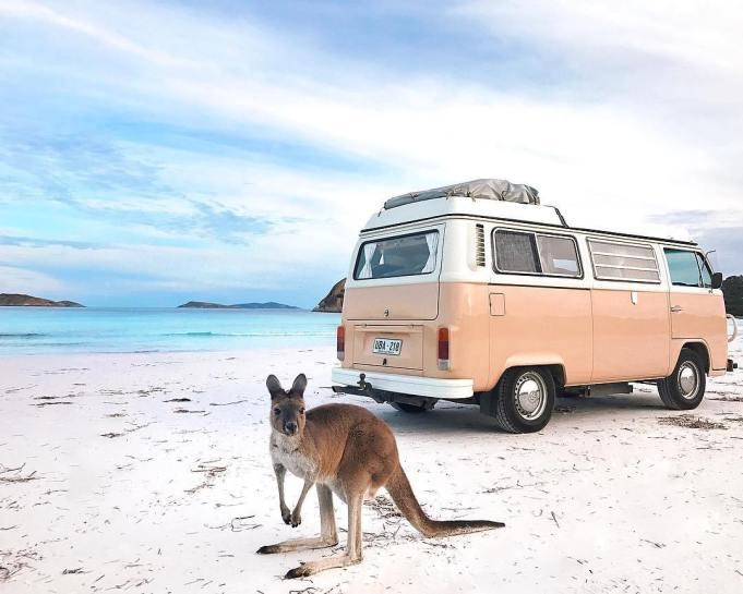 Western Australia's Instagram Hotspots