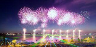 Australia Day Fireworks Perth