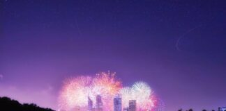 Best place to watch Australia Day Skyworks fireworks outside of Perth