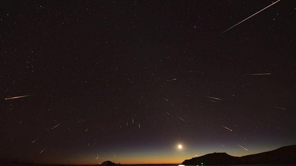 Meteors from the Eta Aquarids