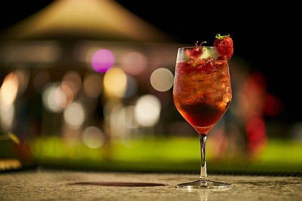 Cocktails at Rottnest Island