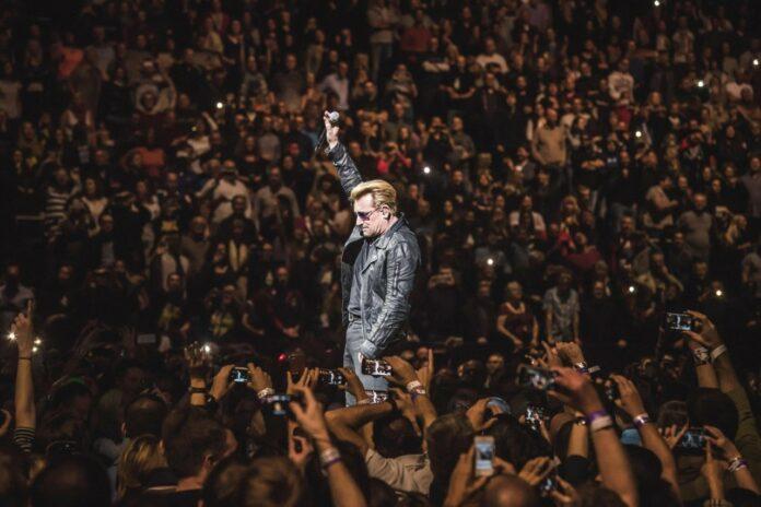 U2 Perth: Joshua Tree Tour with Noel Gallagher