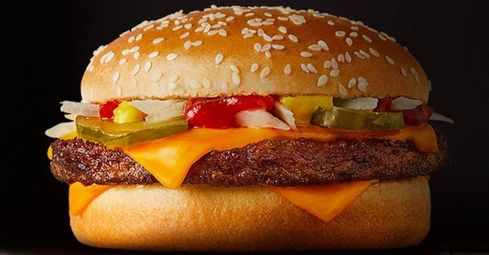 McDonald's Will Be Giving Away Free Quarter Pounder Burgers Tomorrow