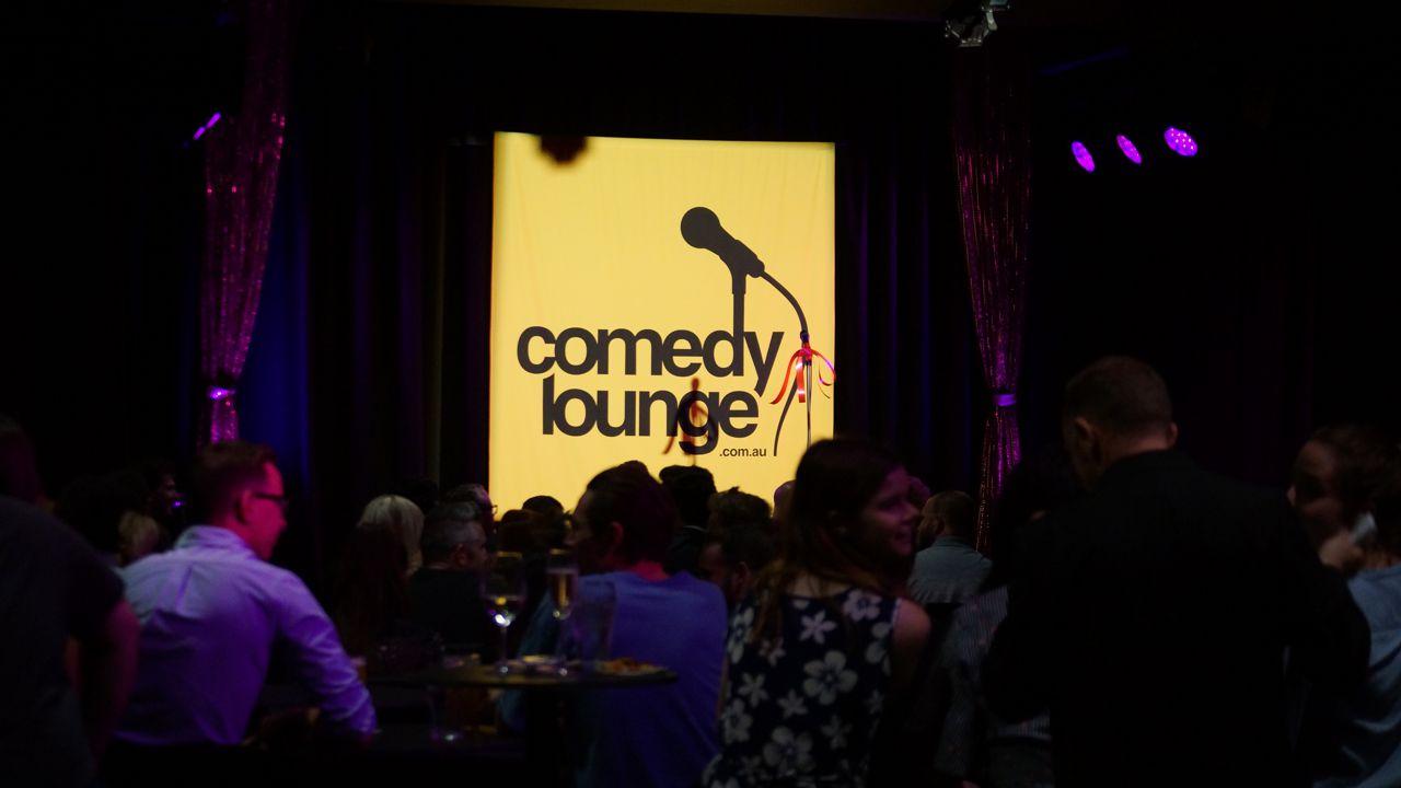 Comedy Lounge Perth