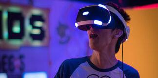 VR-ARRIVAL VR Gaming Perth