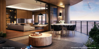 Ritz-Carlton Perth suite