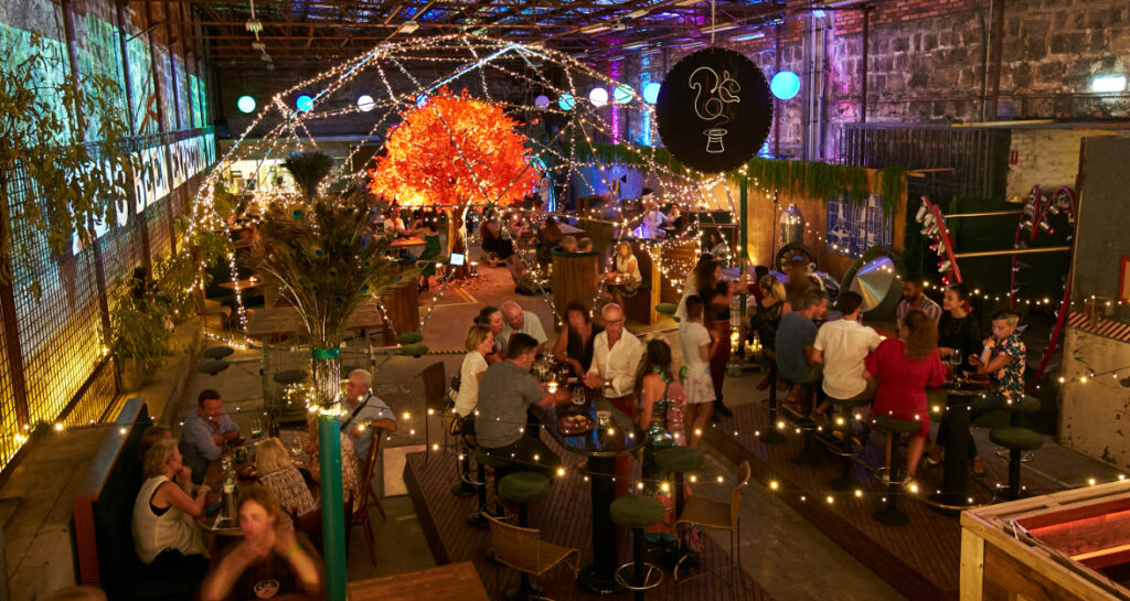Magic Squirrel: Pop-Up Cocktail Experience at Fremantle Prison