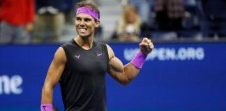 Rafael Nadal Perth RAC Arena ATP Cup