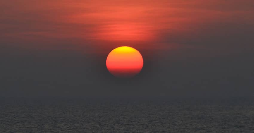 perth weather forecast - long weekend - perth sunset