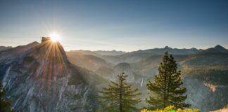 yosemite in a day