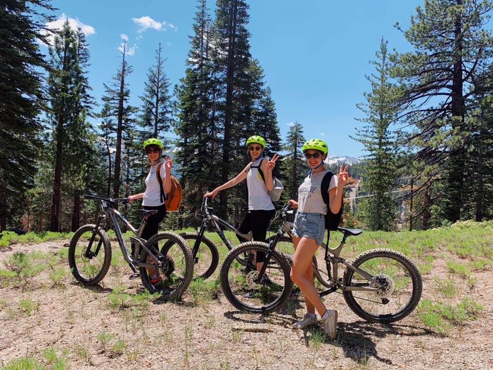 mammoth lakes mountain biking