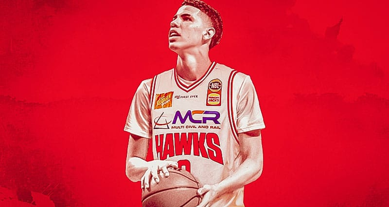 How To Watch & Live Stream LaMelo Ball In The NBL Outside of Australia