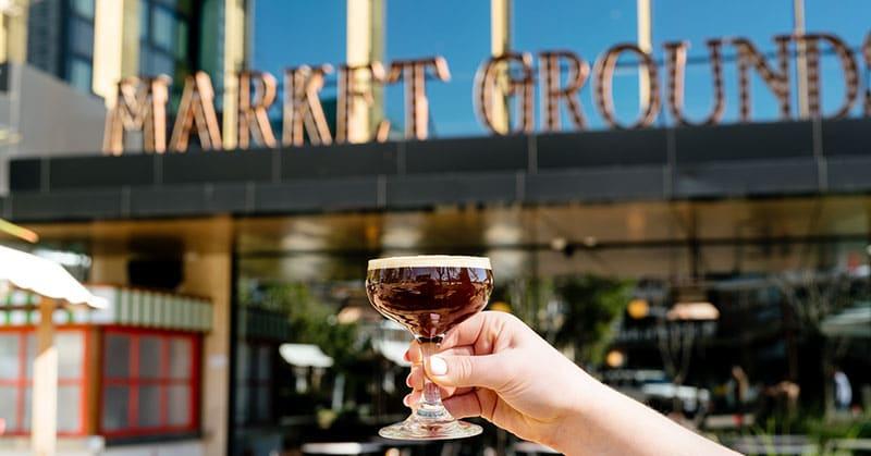 perth espresso martini festival - market grounds