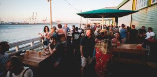 The The Dock Fremantle Summer
