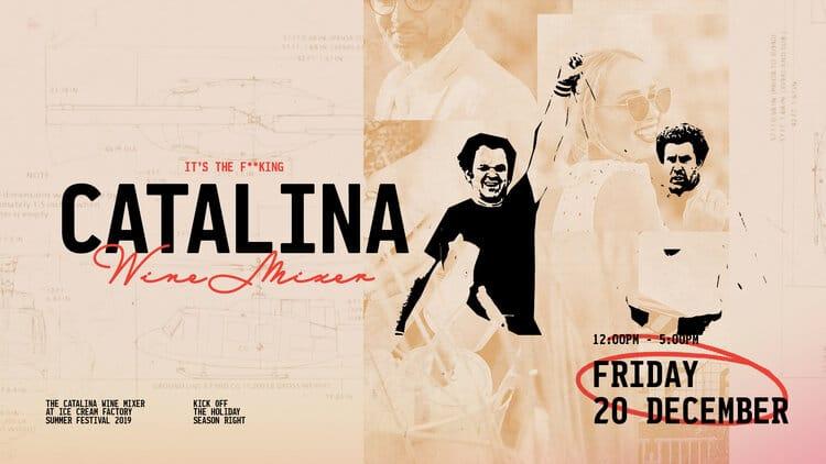 Catalina Wine Mixer ICF