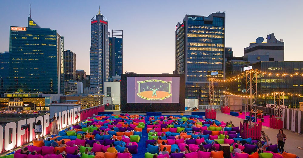 Rooftop Movies Perth