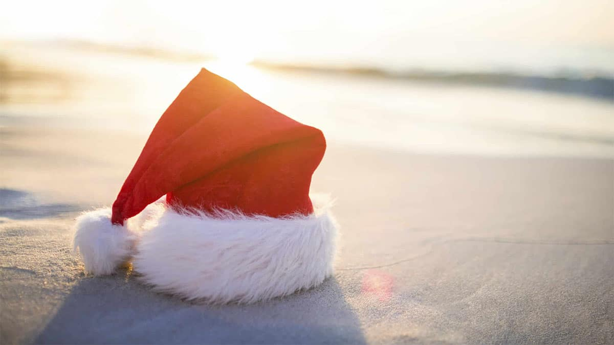 perth weather - christmas day forecast
