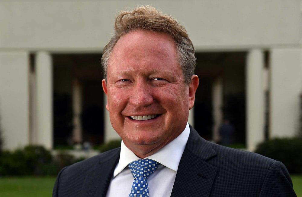 Australian Bushfires - Andrew Twiggy Forrest Donates 70 million