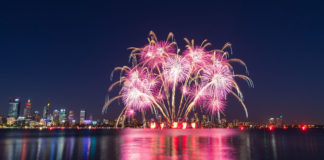 everything you need to know Australia Day Perth fireworks