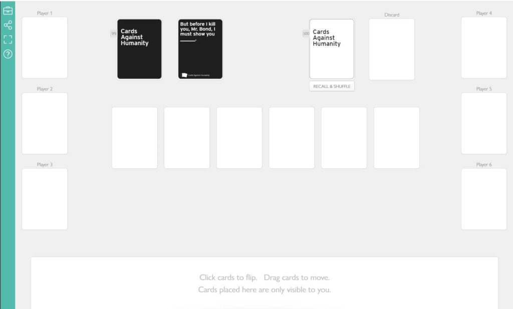 cards against humaity online