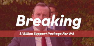 $1 Billion Support Package For WA