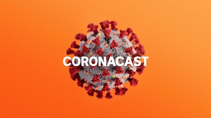 Listen to Coronacast