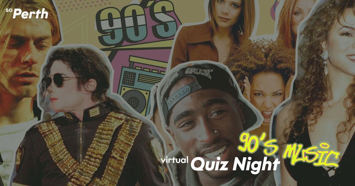 Best 90's music quiz