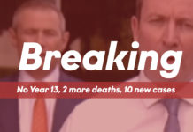 Breaking News - WA Mark McGowan No Year 13
