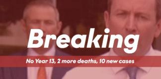 Breaking News - WA Mark McGowan No Year 13
