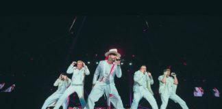 Backstreet Boys DNA World Tour Perth 01