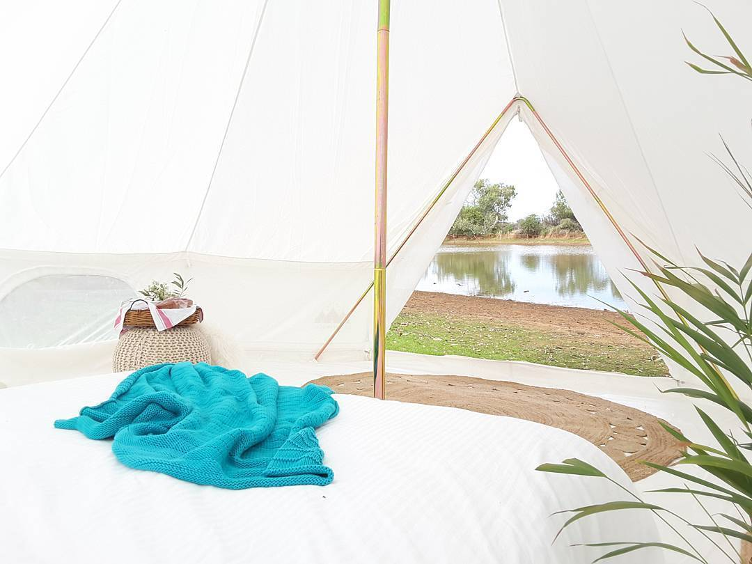 Perth glamping where ever you want
