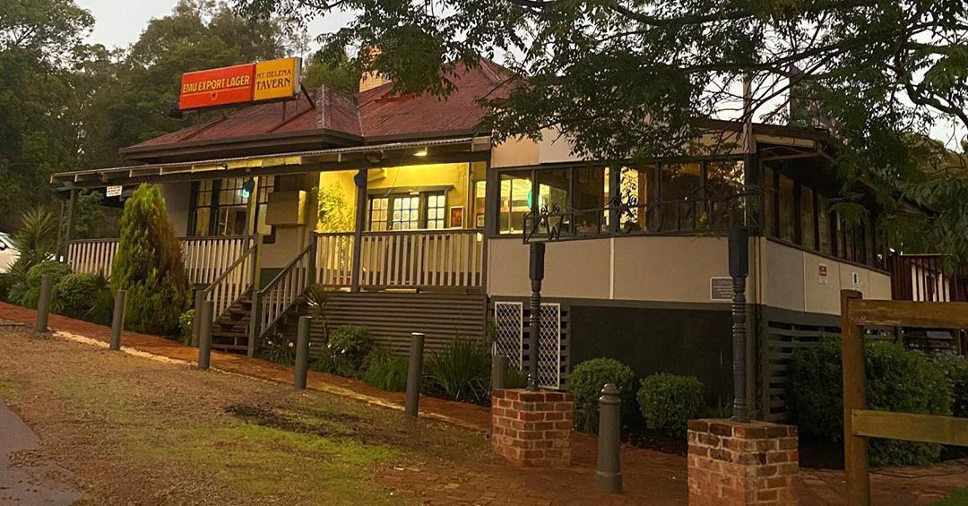 Mount Heleba Tavern - Perth Walking Trails and Pubs
