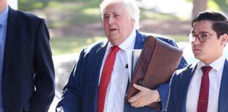 Clive Palmer WA News