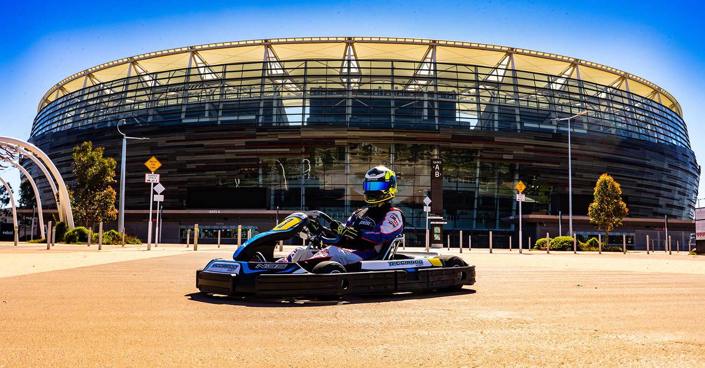 Stadium Karts - Optus Stadium