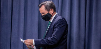 Perth COVID-19 Update - Mark McGowan
