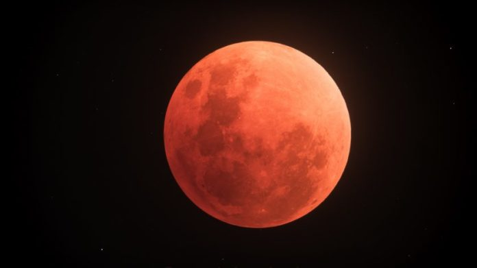 Super Blood Moon - How To Watch In Perth