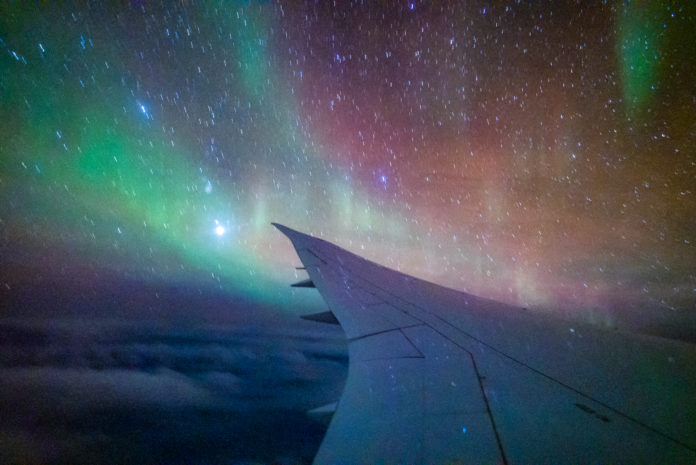 Southern Lights by Flight: See Aurora Australis from Perth