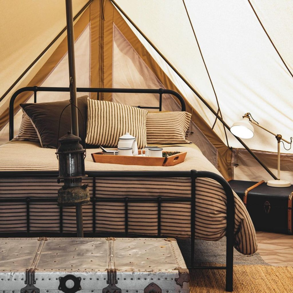 Gourmet Glamping In The South West: Here's How!