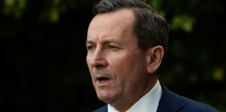 Perth COVID Update - Mark McGowan