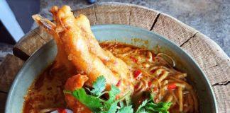 nasi lemak korner- perth's best laksa