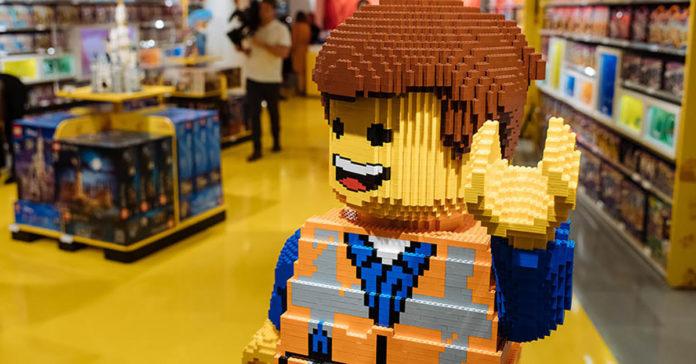 Perth Lego Store - Karrinyup Shopping Centre