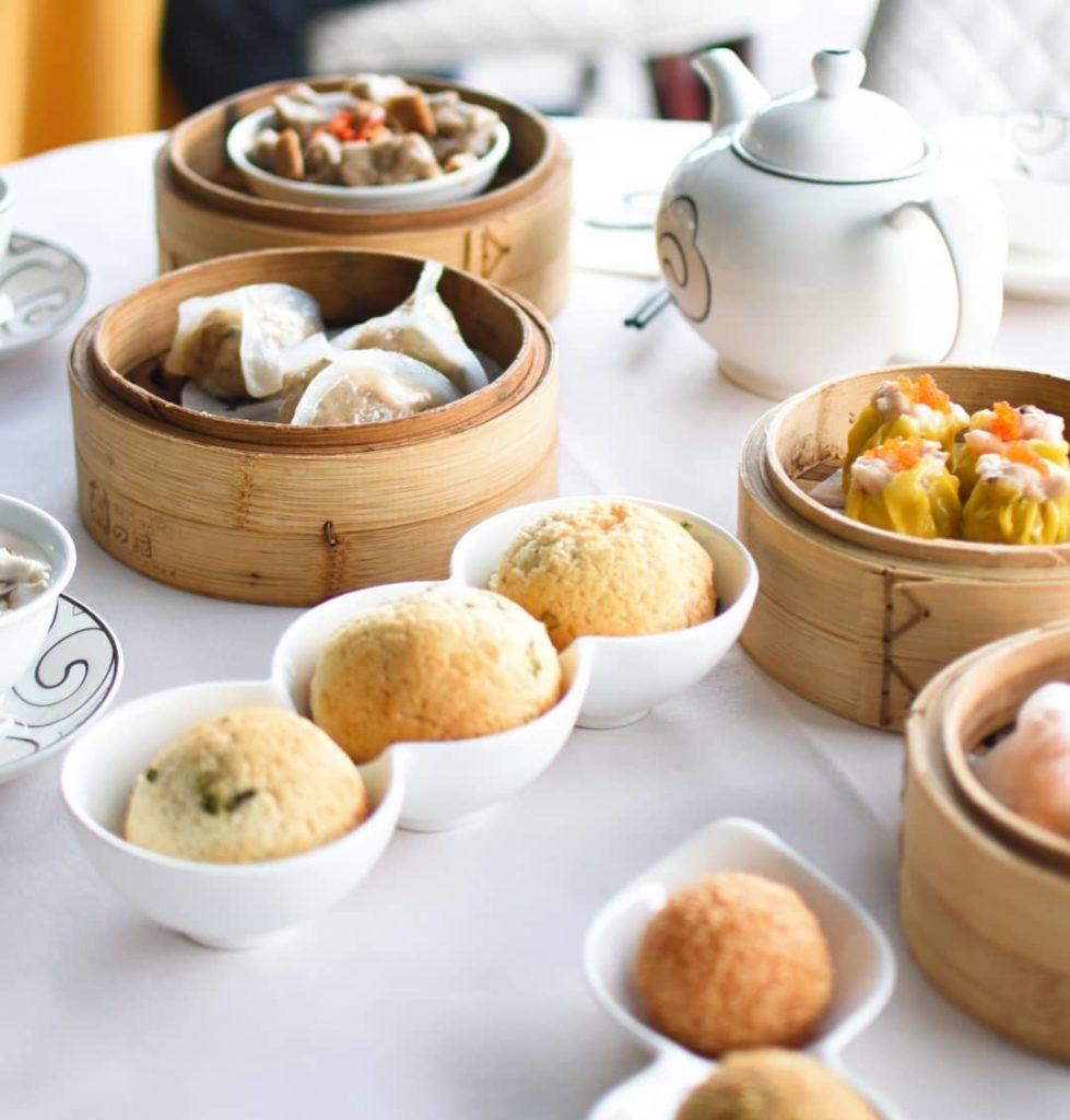 8 on the point- best dim sum in perth