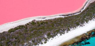 Pink Lakes WA