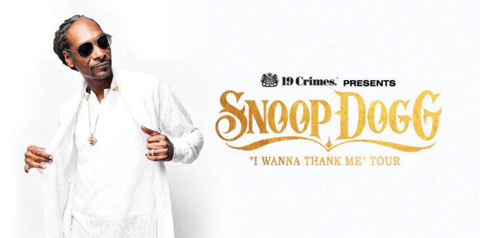 Snoop Dogg Australian Tour - Perth RAC Arena